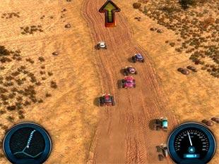 تحميل لعبة سيارات سباق الصحراء