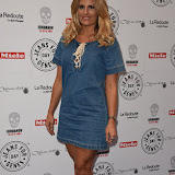 OIC - ENTSIMAGES.COM - Danielle Armstrong at the  Jeans for Genes Day 2015 - launch party in London 2nd September 2015 Photo Mobis Photos/OIC 0203 174 1069