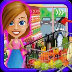 Shopping Mall Super Market Sim Icon