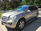 SUPER CLEAN AND LUXURIOUS 2008 Mercedes Benz GL450 4MATIC