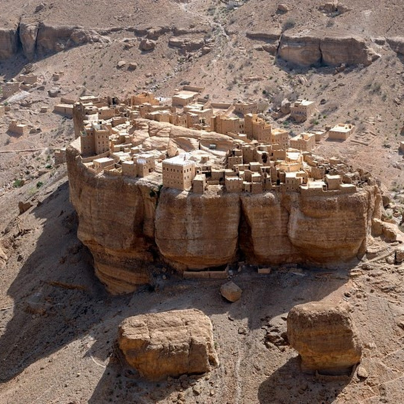 The Mud Brick Villages of Wadi Hadramaut and Wadi Dawan