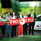 Prefeito Carlin Moura visitou o Projeto Procel