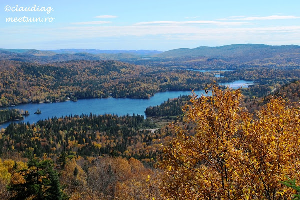 Mont-Tremblant. Munti canadieni