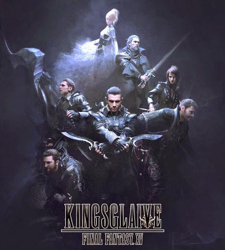 Kingsglaive- Final Fantasy XV -  Đội Vệ Binh Tinh Nhuệ