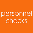 Personnel Checks