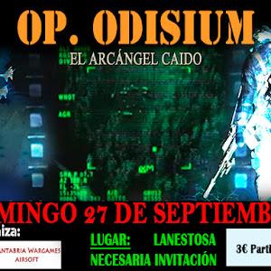 Odisium 27/9/15
