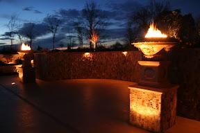 Exterior, Fire Bowls, Fireplaces, Gallery, Landscape Decor