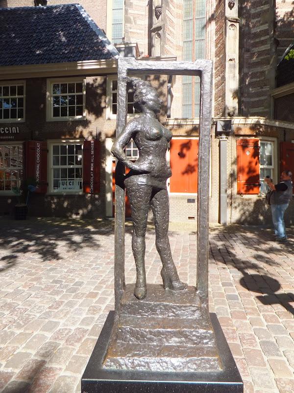 Belle, Quartier Rouge, Amsterdam, Pays Bas