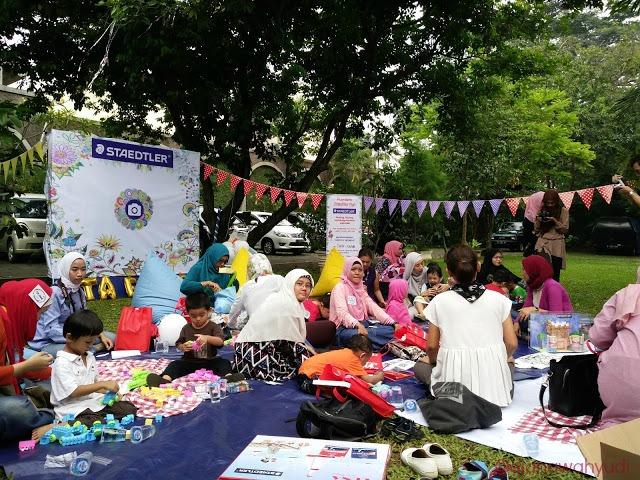 Mewarnai Bareng Staedtler Indonesia