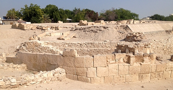 Barbar Tempel, Bahrain