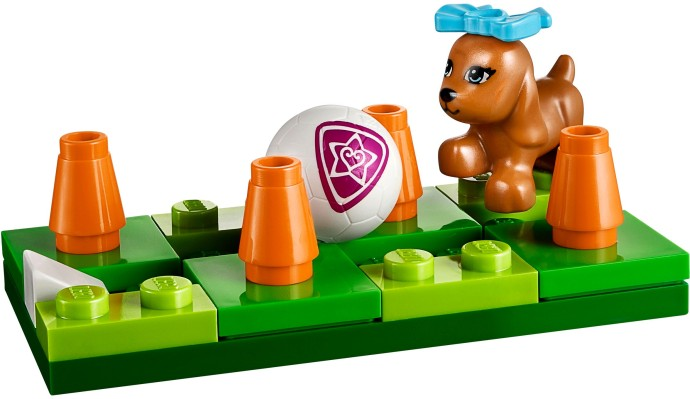 レゴ フレンズ・サッカートレーニング 41011