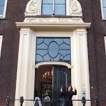 in Leiden, Noord Holland, Netherlands