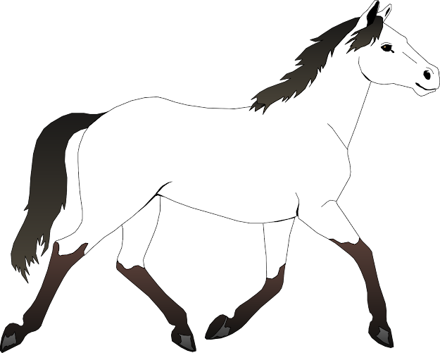 Free Horse Coloring Pages Printable Mustang Printable
