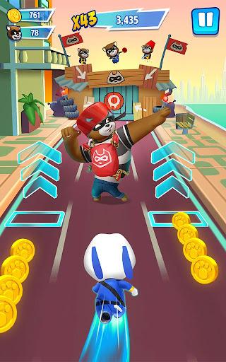 Talking Tom Hero Dash - Run Game 1.6.0.925 screenshots 11
