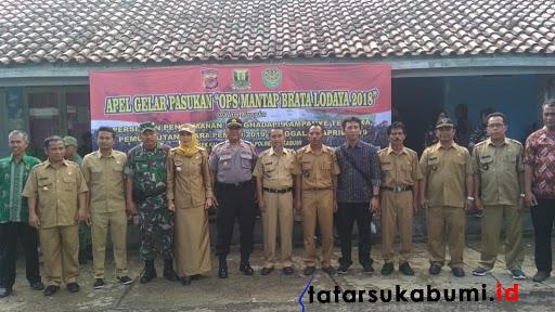 Muspika Kabandungan dan Kalapanunggal Kabupaten Sukabumi // Foto : Asep M-Rhe