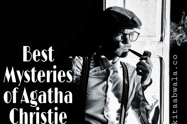 Best books of Agatha Christie