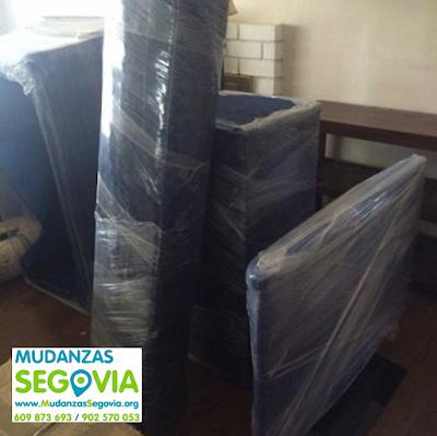 Transportes El Espinar Segovia