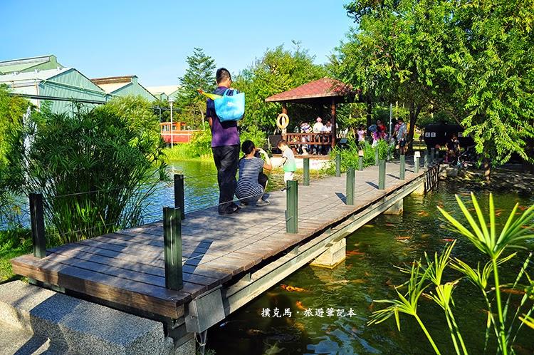 溪湖糖廠生態池