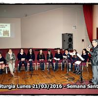 Liturgia 21/03/2016 - Semana Santa