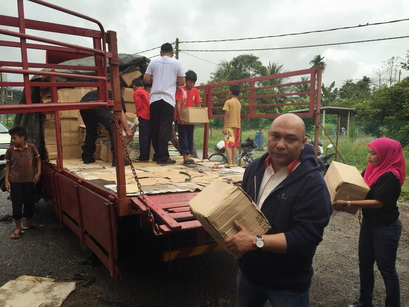 MAH Perak flood aid