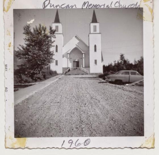 Micheal M- Duncan Church 1960