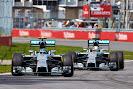 Rosberg leads Hamilton still