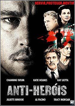 Anti-Heróis – DVDRip AVI Dual Áudio