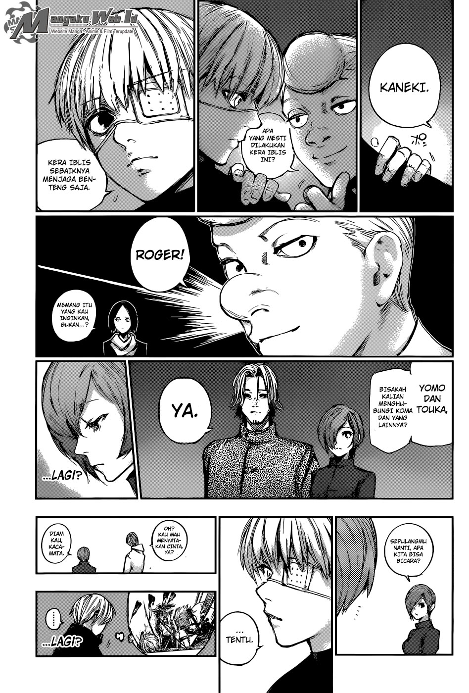 Tokyo Ghoul: Re Chapter 104-16