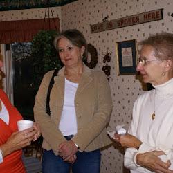Fellowship Class - 2007-09 Wertz Cookout