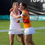 Magdalena Rybarikova & Andrea Petkovic