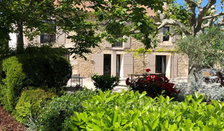Villa avec piscine et terrasse Saint-Rémy-de-Provence
