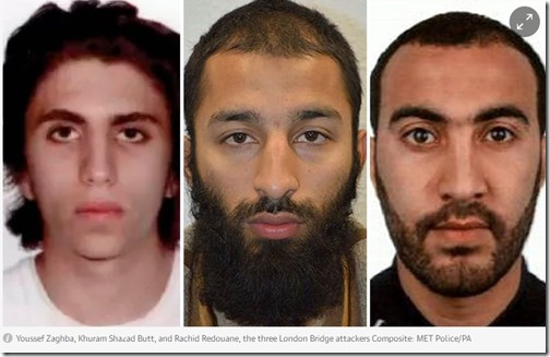 london bridge jihadi