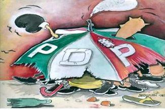 WAR IN ENUGU PDP, MEMBERS SET TO DECAMP, FLOAT NEW PARTY