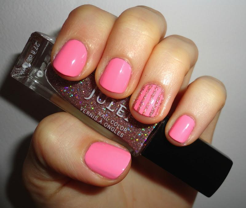 Julep Confetti Toss Wedding Nails