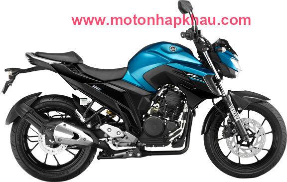 Yamaha FZ25 2017 Màu Xanh