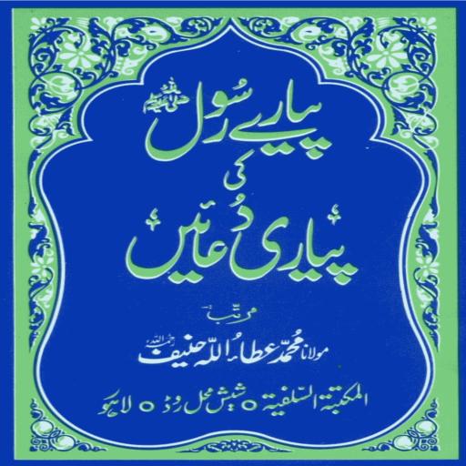 Pyare Rasool Ki Pyari Duain Book