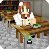 Schoolgirls Craft Android APK Download Free By InPocket Games