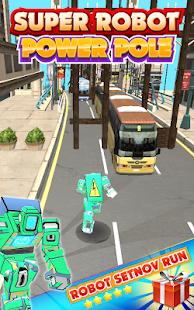 Super Robot Setnov - Power Pole - náhled