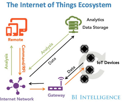 Internet of Things Ecosystem - IoT