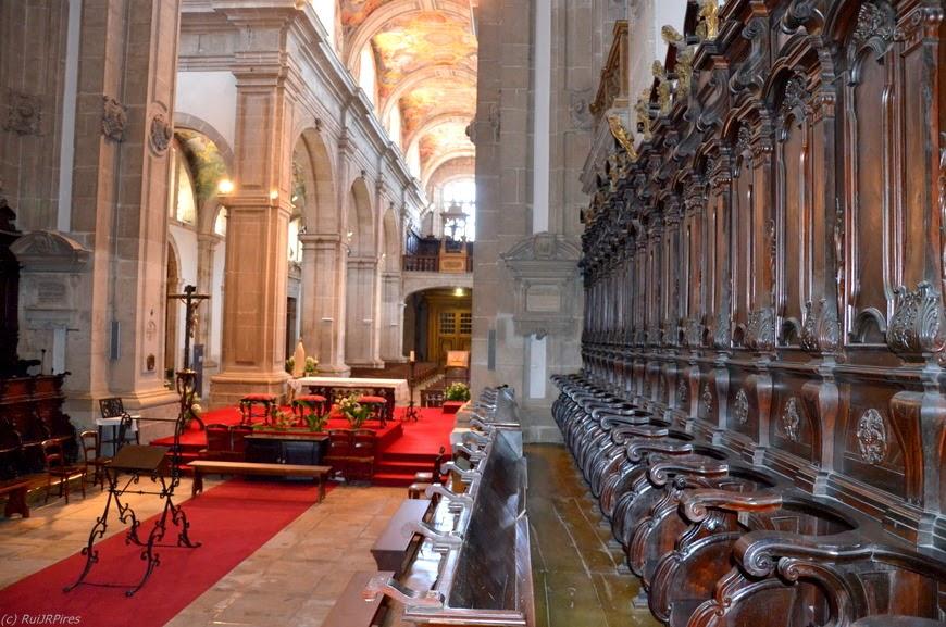 Sé Catedral de Lamego - Igreja-casa-m_e da Diocese de Lamego - Portugal (16)