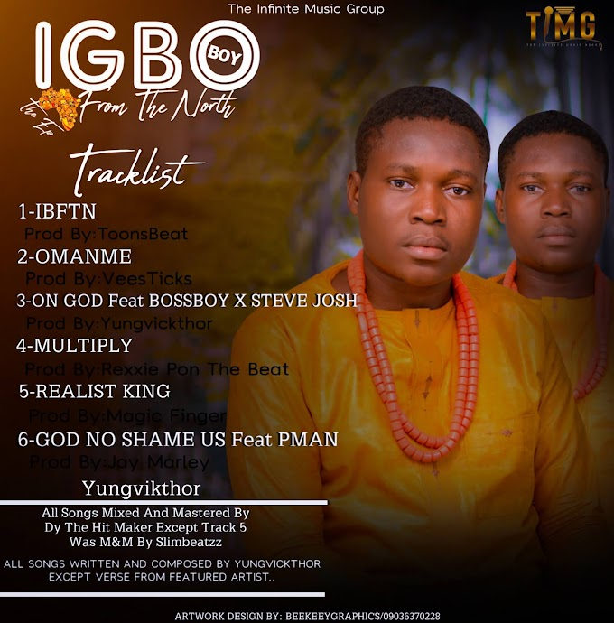 Download music - Igbo boy from the Northside by Yungvick
