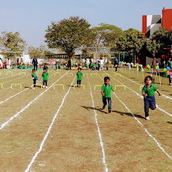 2018-02-23 Pre-Primary Sports Meet