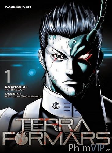 Cuộc Chiến Trên Sao Hỏa - Terra Formars poster