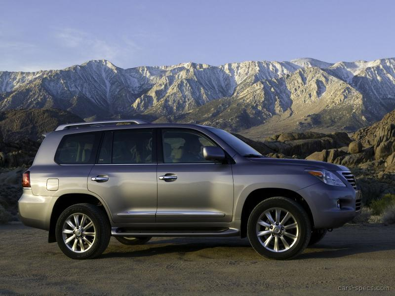 2008 lexus lx 570 suv specifications pictures prices. Black Bedroom Furniture Sets. Home Design Ideas
