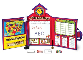 pretend play school