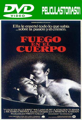 Fuego en el cuerpo (1981) DVDRip