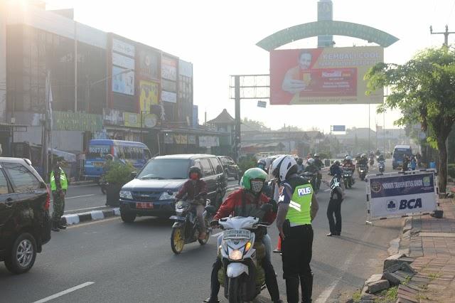 Inilah Hasil Monitoring PSBB di Kota Bekasi selama 6 Hari