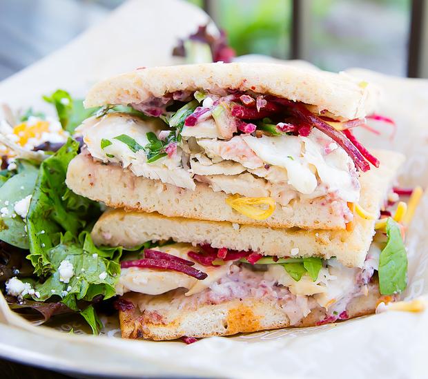 photo of Fall Sandwich
