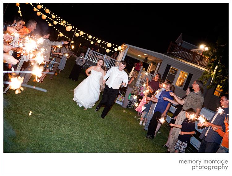 wedding sparklers yakima wa