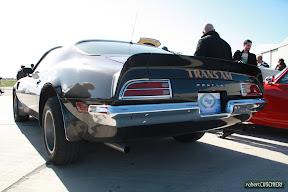 Pontiac Trans-Am Rear